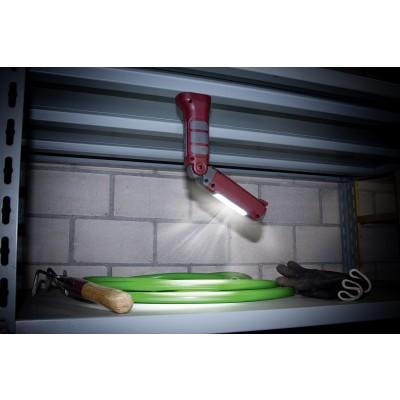 COB LED wiederaufladbare Akku-Handlampe