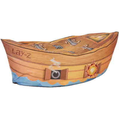 Piratenschiff  Junior Sitzsack tpls 001