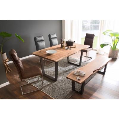 Calabria Massivholz Tisch