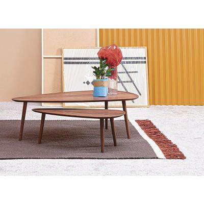 Malin WOAK Design Coffee Table Wood