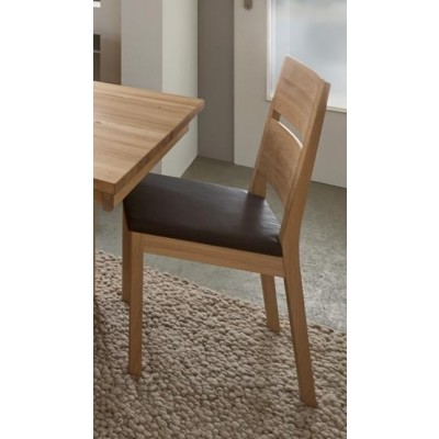 Silent 2 Stuhl mit Polstersitz tpls 001