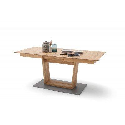 Cuba ll Wildeiche Auszug-Tisch