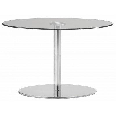 Glas Couche-Tisch Iris