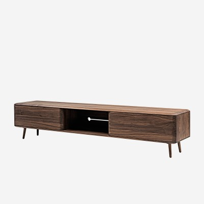 Malin TV Board mit Holzfüssen tpls 001