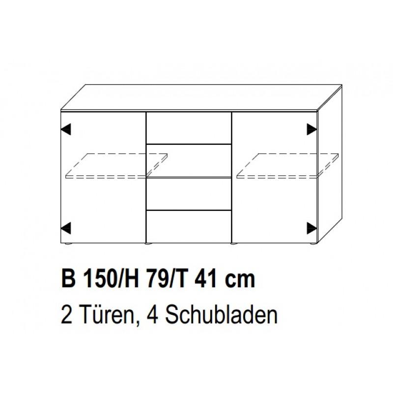 Modular Garda Living Sideboard 346 tpls 005