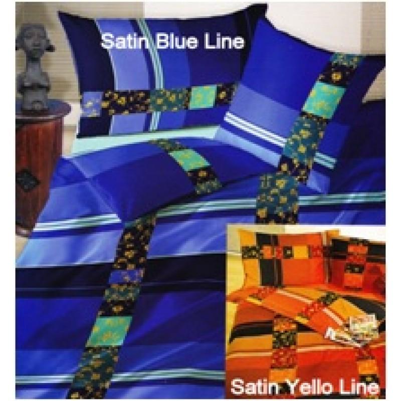 Satin Blue Line