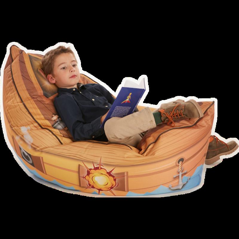 Piratenschiff  Junior Sitzsack tpls 002