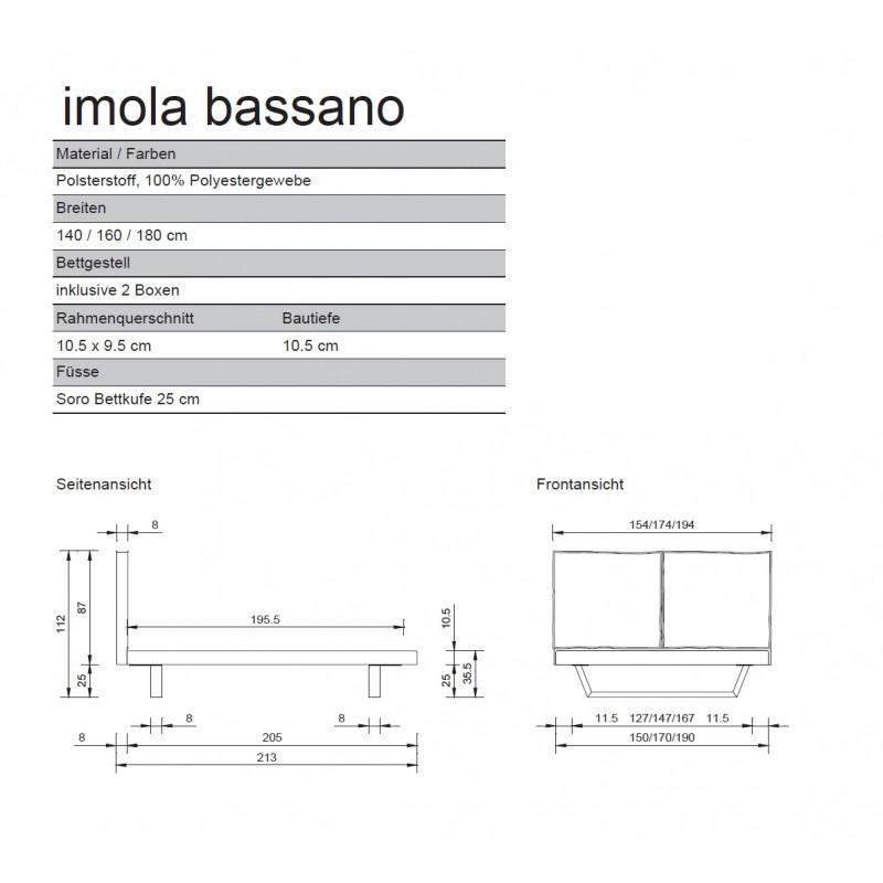 Imola Bassano BSB 003