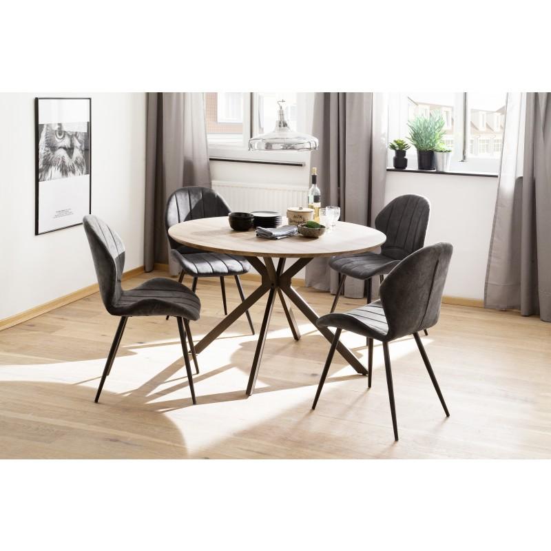 Firenze Tisch mit Lima Stuhl