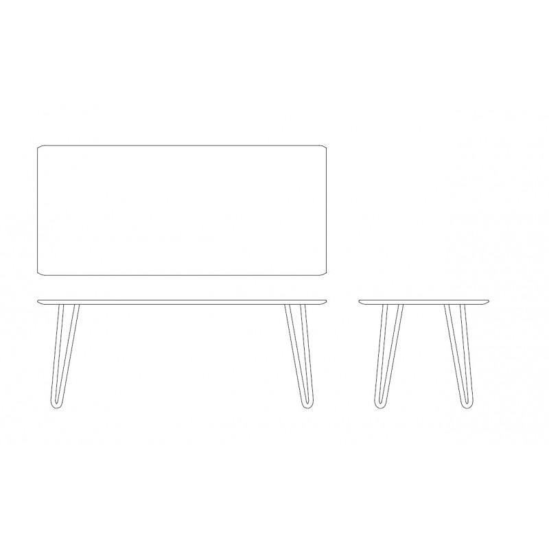 Topo Malin Anina Design Tisch 07