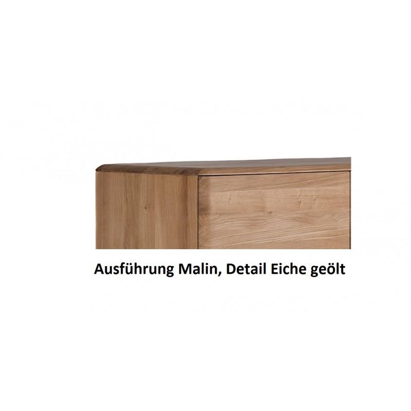 Malin TV Möbel Gerade mit Metallfuss tpls 009