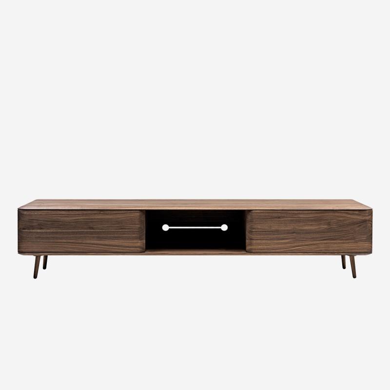Malin TV Board mit Holzfüssen tpls 004
