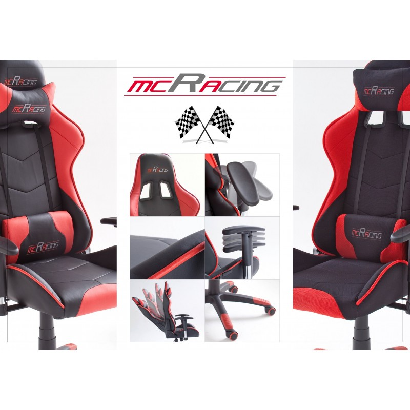 MC Racing Gamingstuhl