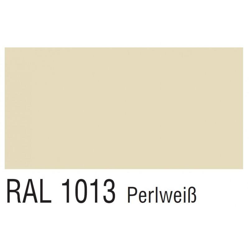 Farbmuster  RAL 1013 tpls 001