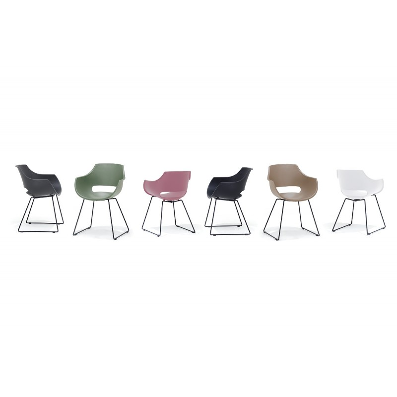 Rockville Designermöbel online Kufen Stuhl