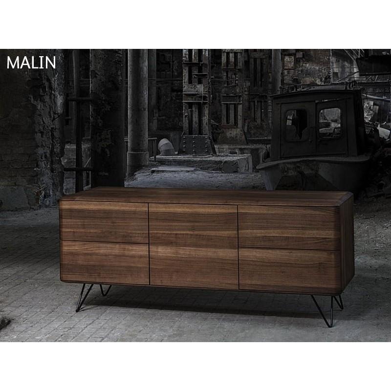 Topo Malin Whiteoak Design Sideboard 04