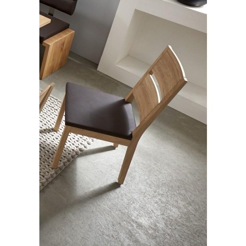 Silent 2 Stuhl mit Polstersitz tpls 003