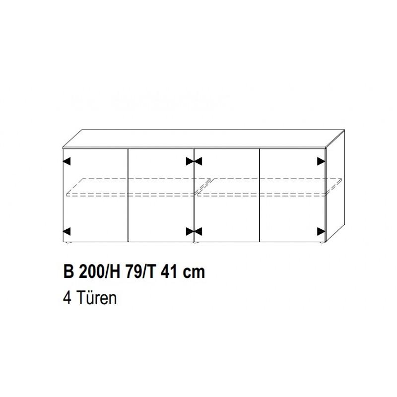 Modular Garda Living Sideboard 444 tpls 004
