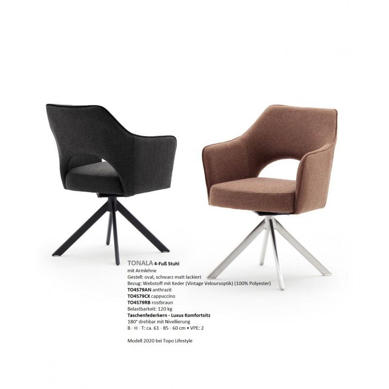Tonala Drehstuhl Topo Lifestyle GmbH 005