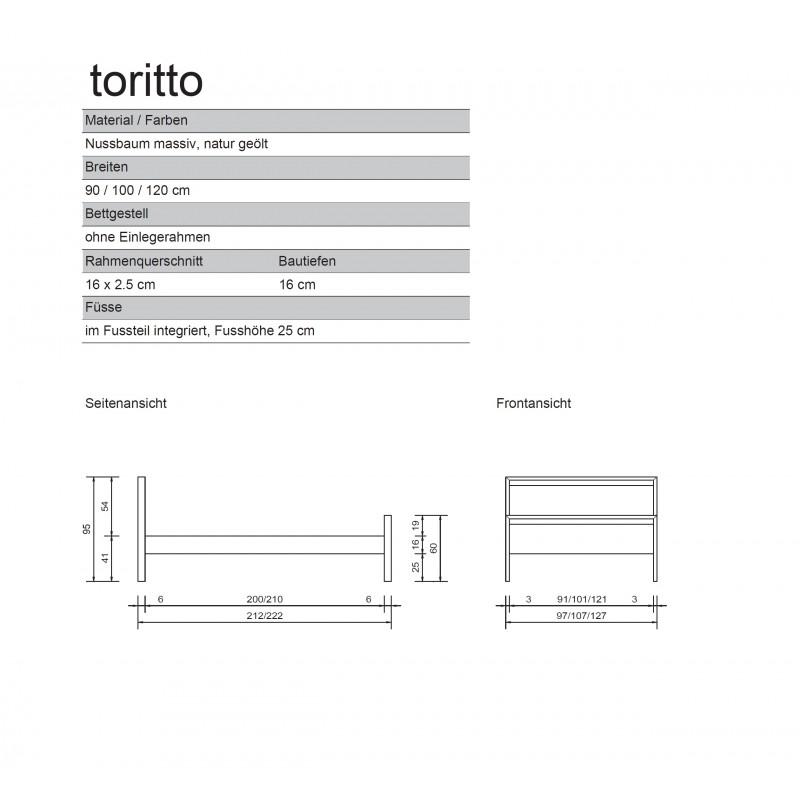 Toritto Schlafzimmer Modular tpls 003