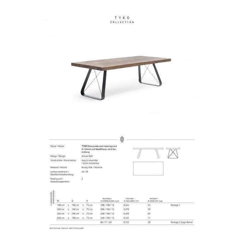 Tyko Tisch mit X tpls 007